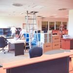 Iroda átalakítás Esztergomban