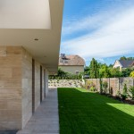 Minimalista családi ház építés Budapest