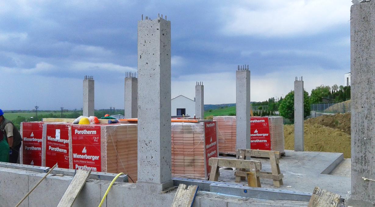 Családi ház építés Törökbálinton