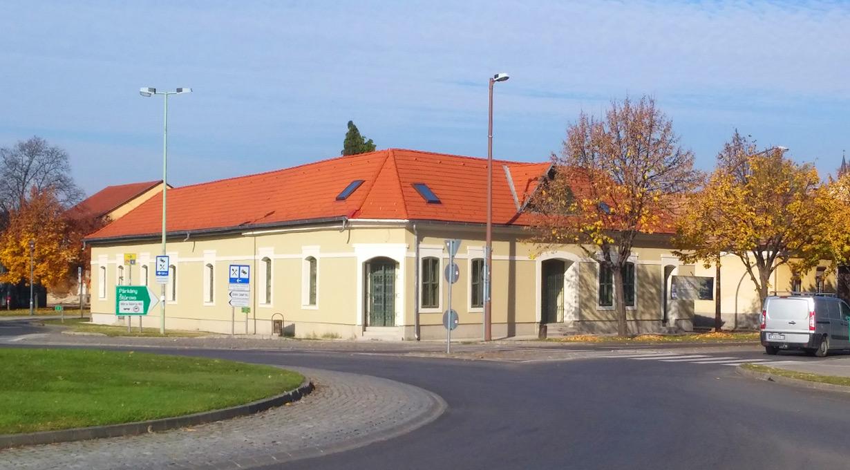 Homlokzat felújítás Esztergom