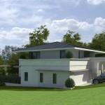 Családi ház építés Nagykovácsi