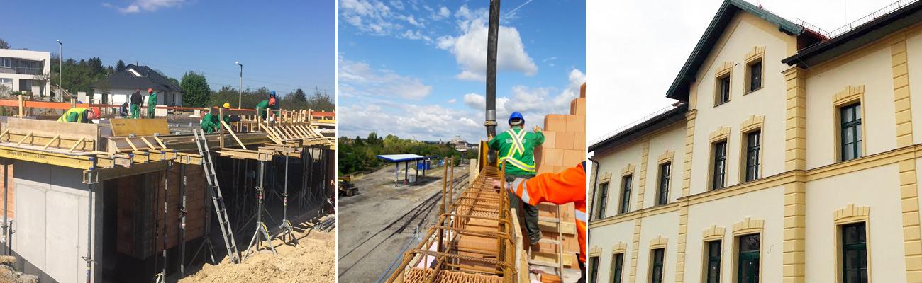 Építőipari alvállalkozók