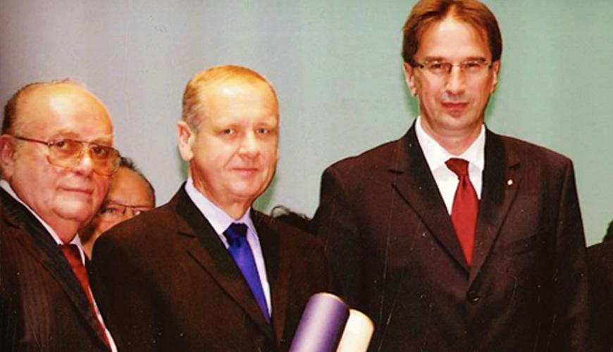 Demján Sándor, Miskó Pál, Völner Pál