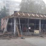 Bankfiók Szerkezet Építés